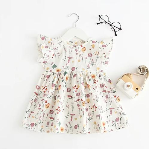 Lola Flower Dress