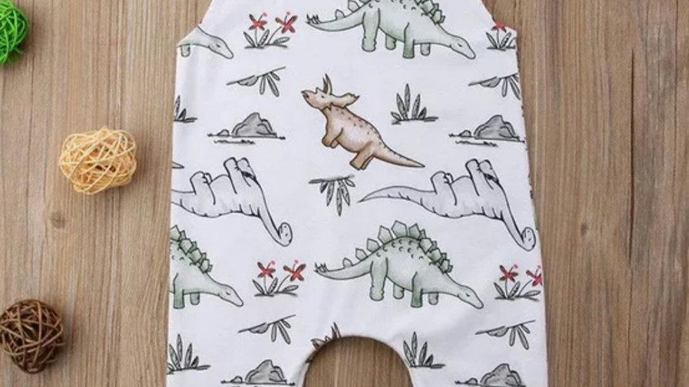 Dinosaur Romper