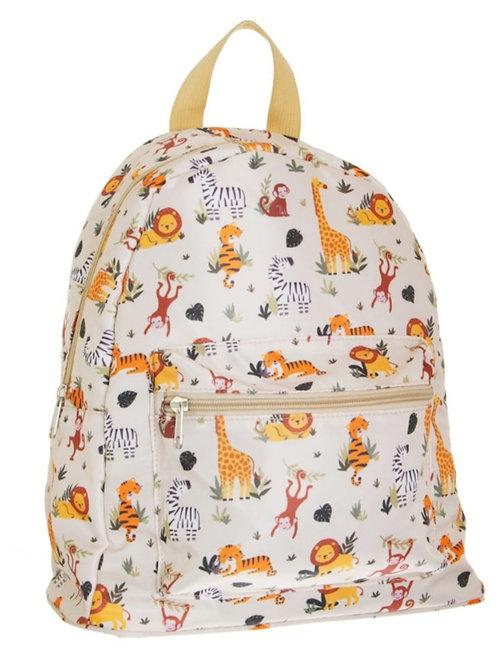 Personalised Safari backpack
