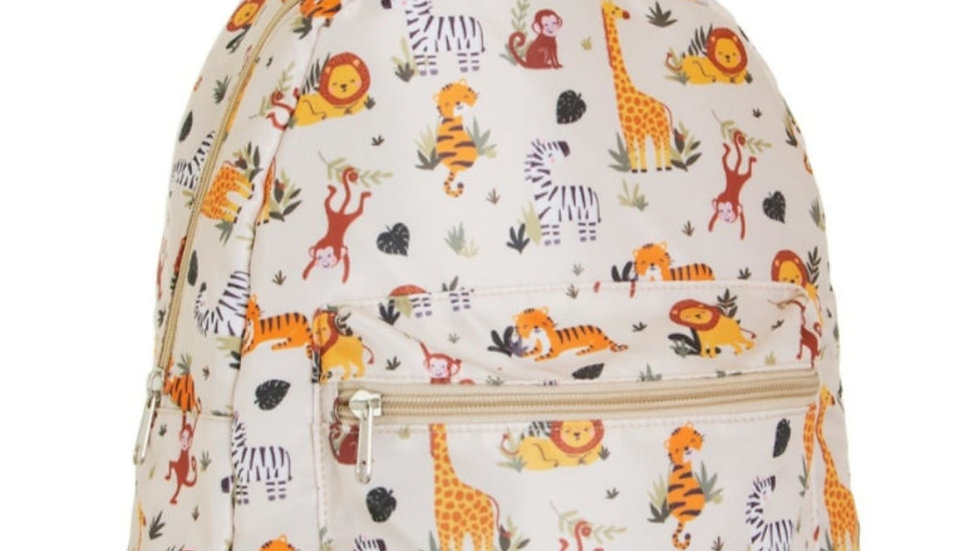 Personalised Safari backpack
