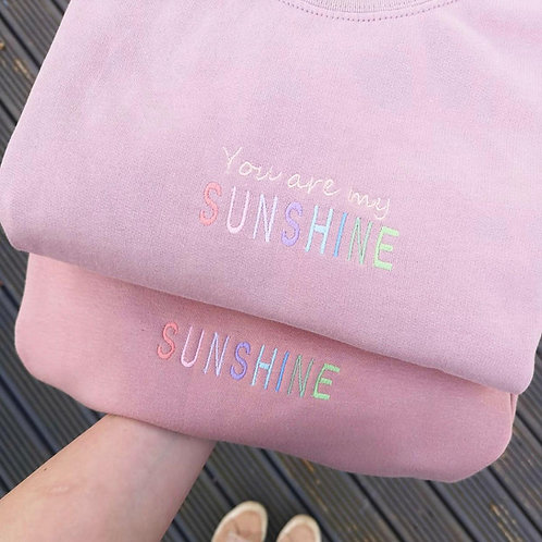 Mama SUNSHINE Sweater