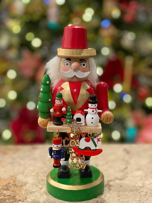 Toy Maker Nutcracker
