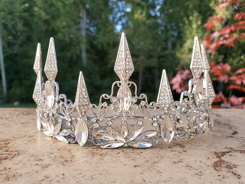 Ice Princess Crown