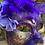 Thumbnail: Golden Violet Gatto Mask