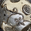 Thumbnail: Steampunk Skull Mask in Silver