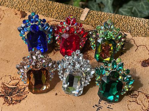 Crystal Gem Ring