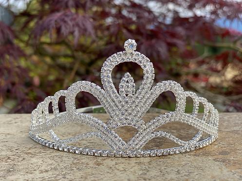 Glistening Royal Tiara