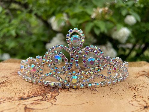 Glowing Iridescent Tiara