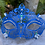 Thumbnail: Colorful Metal Filigree Mask