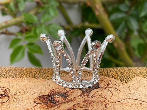 Mini Queen Crown Comb