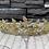 Thumbnail: Golden Crystal Flower Tiara