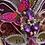 Thumbnail: Mariposa Hermosa Mask in Purple