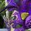 Thumbnail: Glittering Violet Swan Mask