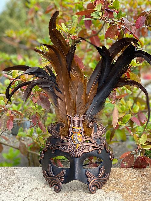 Pegasus Owl Mask