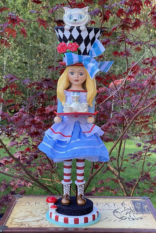 Alice in Wonderland Nutcracker