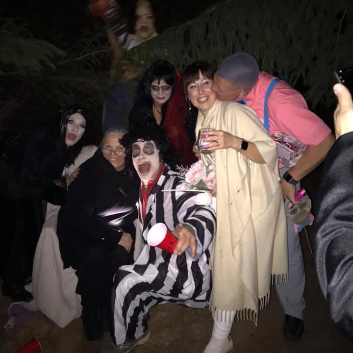 Halloween Party & Haunted Trail Extravaganza with Music & Food Truck