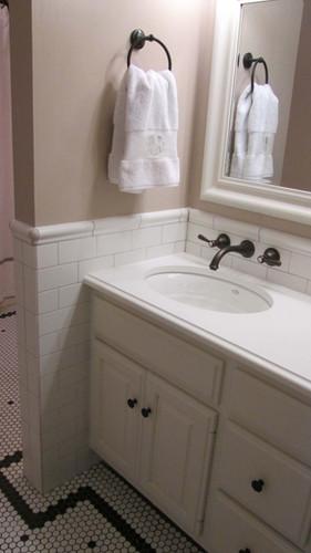 Guest Bath - Vanity