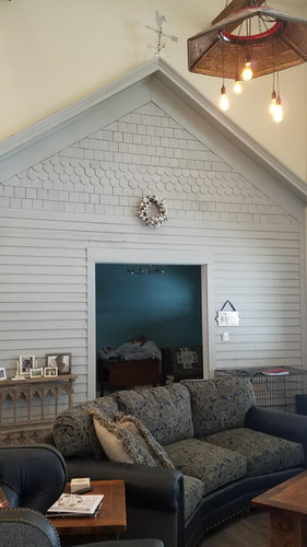 Great Room - Siding Accent