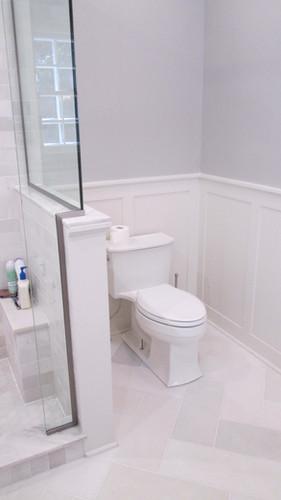 Master Bath - Toilet