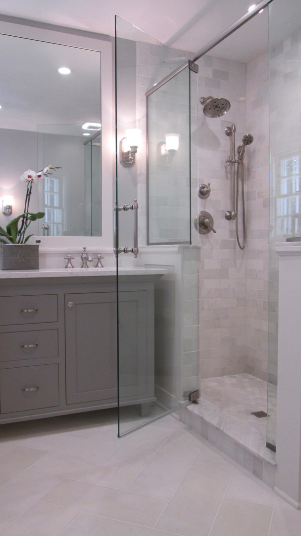 Master Bath - Shower Details