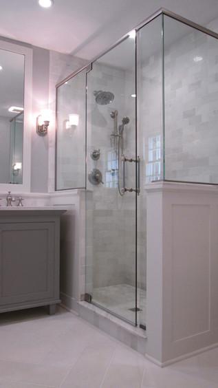 Master Bath - Custom Shower