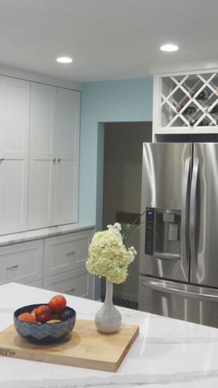 Kitchen - Pantry Cupboards