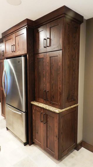 Kitchen - Fridge Built-in