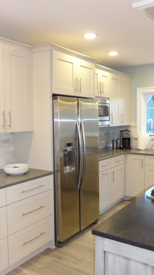 Kitchen - Counter Depth Fridge