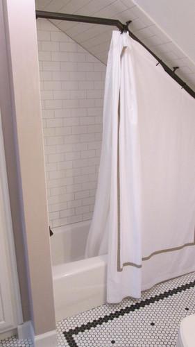 Guest Bath - Shower