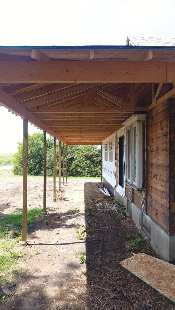 Exterior - Wrap Around Porch