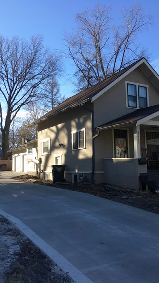 Exterior - Driveway Overhaul