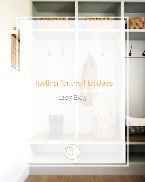 Hosting for the Holidays