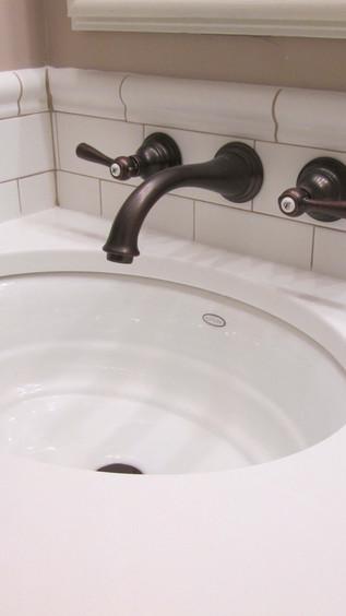 Guest Bath - Vanity Detials