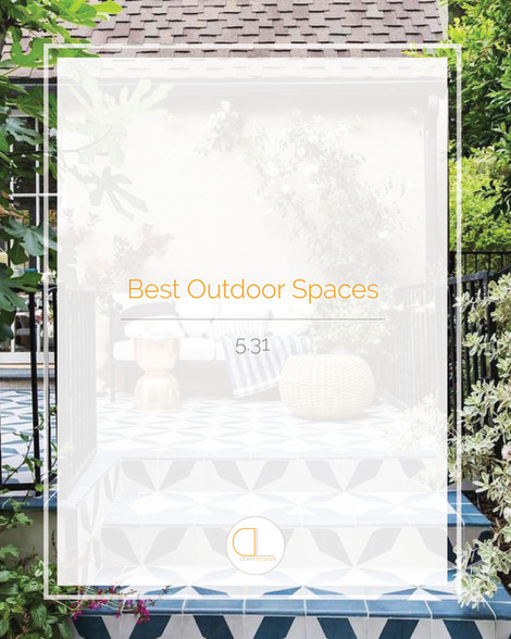 Best Spaces: Outdoor Living
