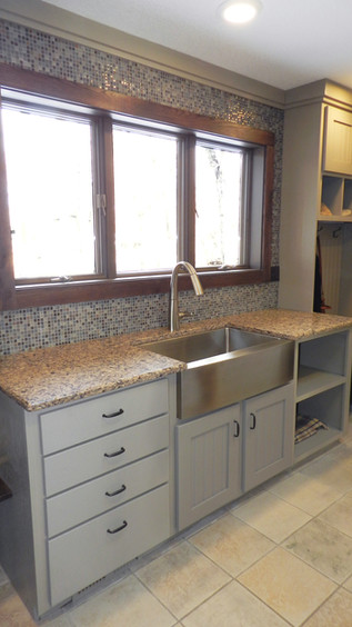Laundry Room - Sink