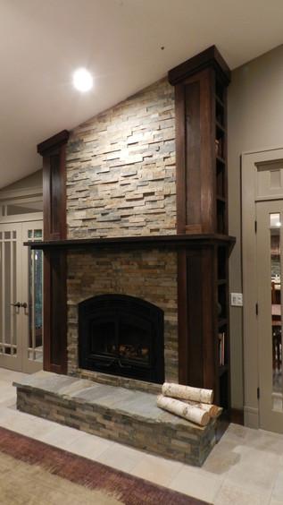 Living - Fireplace