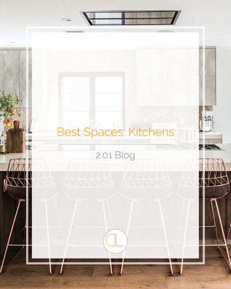 Best Spaces: The Kitchen