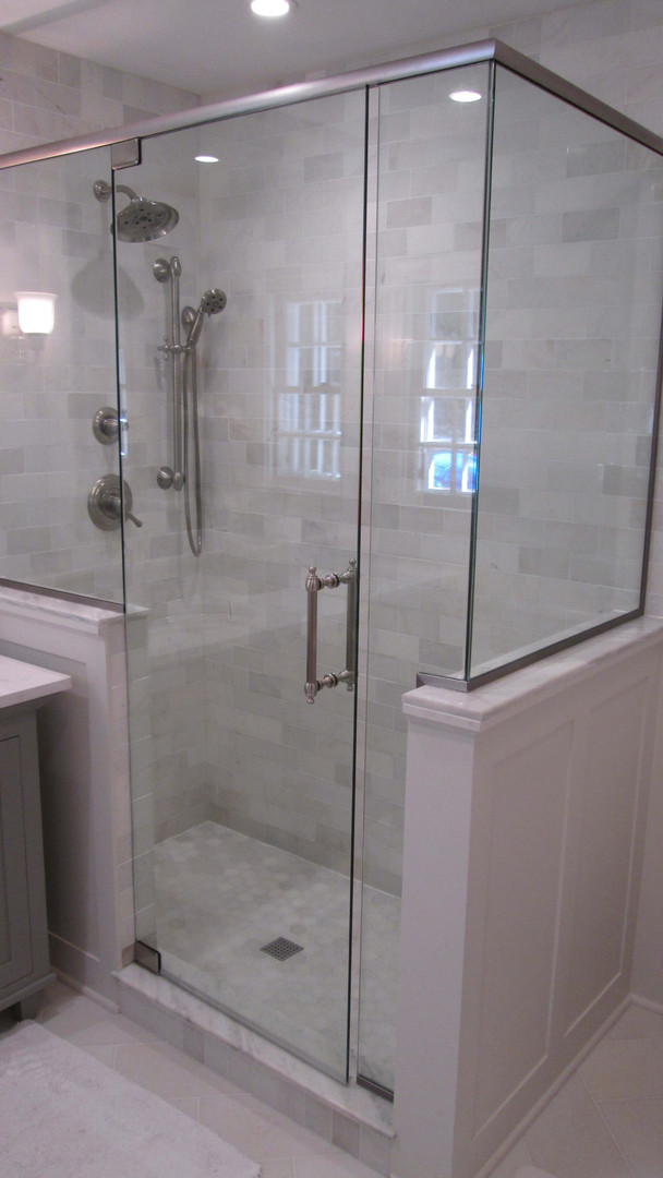 Master Bath - Custom Shower