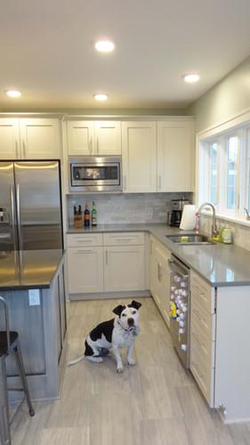 Kitchen - Sink Area
