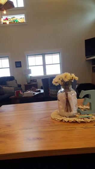 Great Room - Kitchen Island