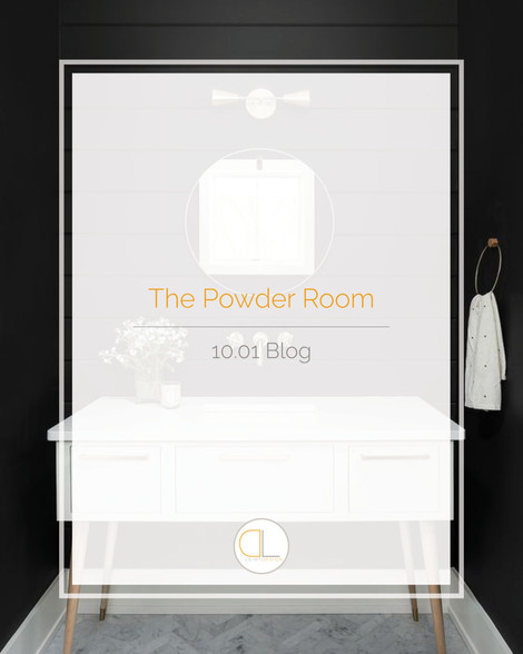 Best Spaces: The Powder Room