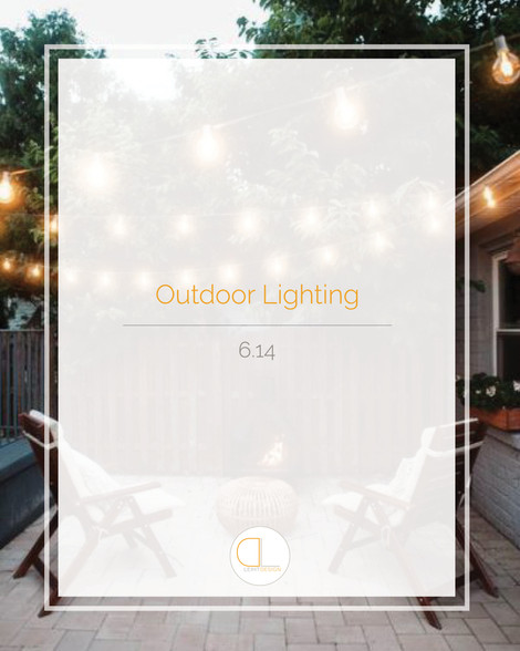Up Your Outdoor Lighting Game