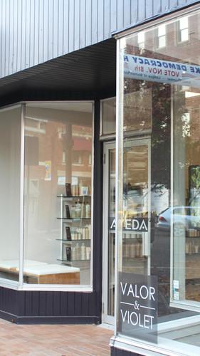 Valor & Violet - Storefront