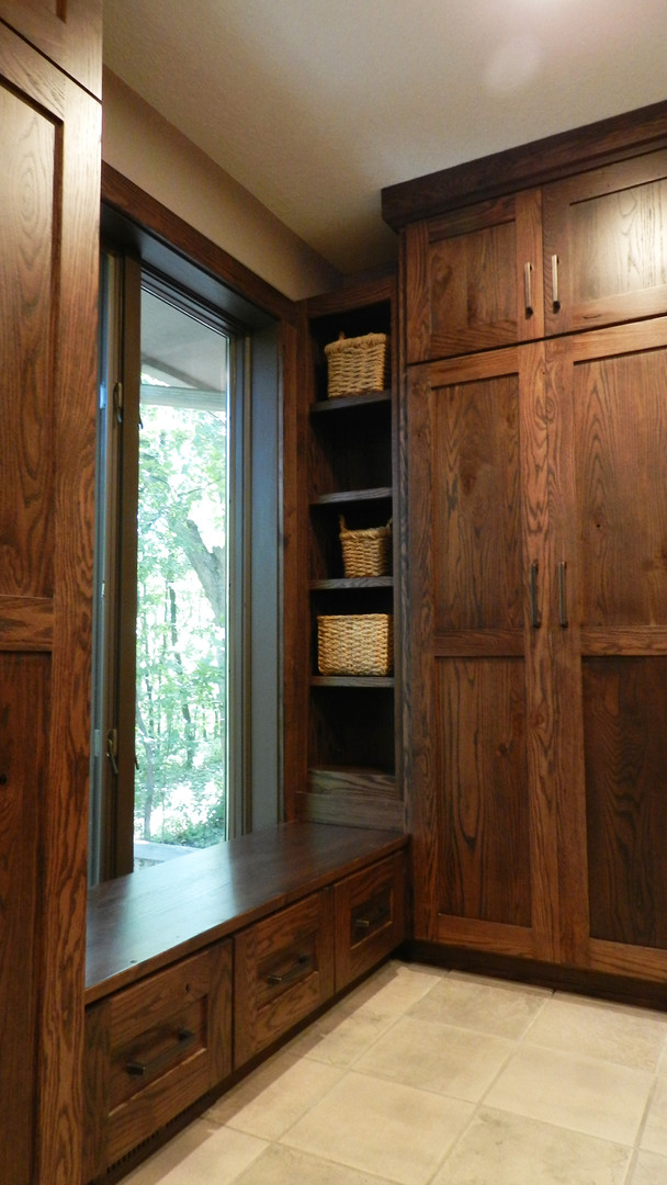 Kitchen - Built-ins