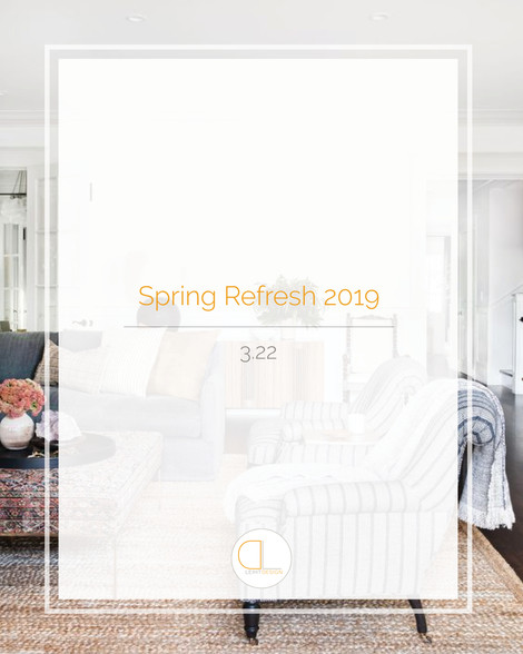 Top Spring Home Pieces for 2019