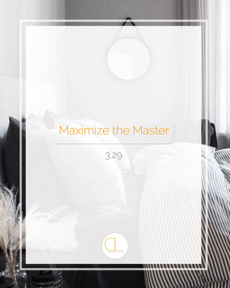 8 Ways To Feel Relaxed In Your Master Bedroom