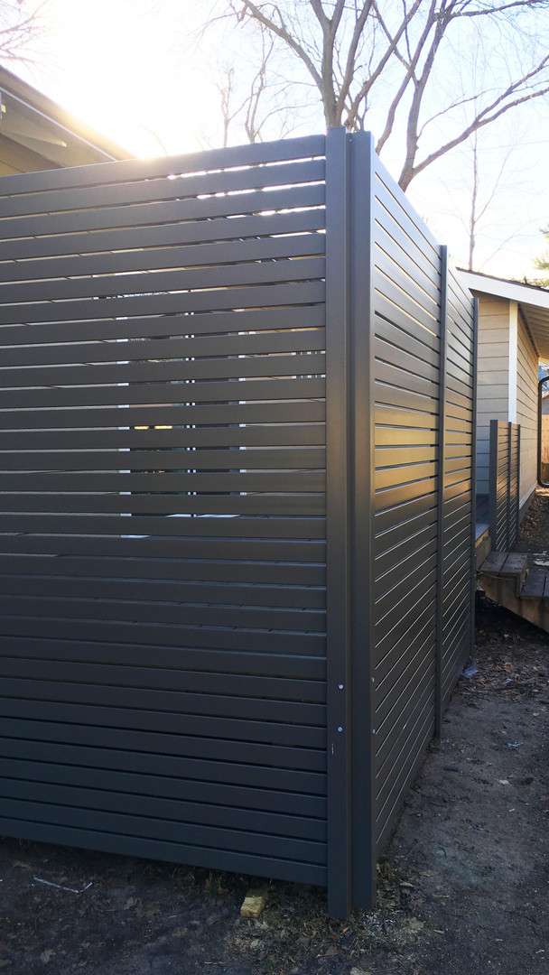 Exterior - Custom Deck Screen
