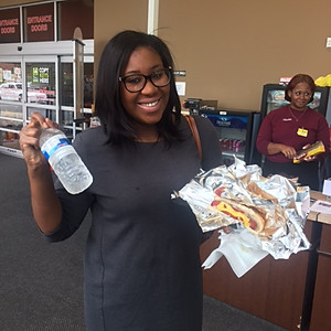 Hotdog Stand Fundraiser