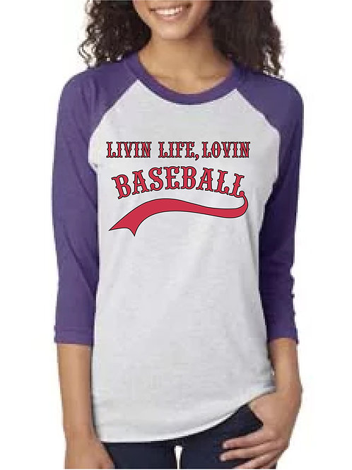 3/4 Women's Shirt