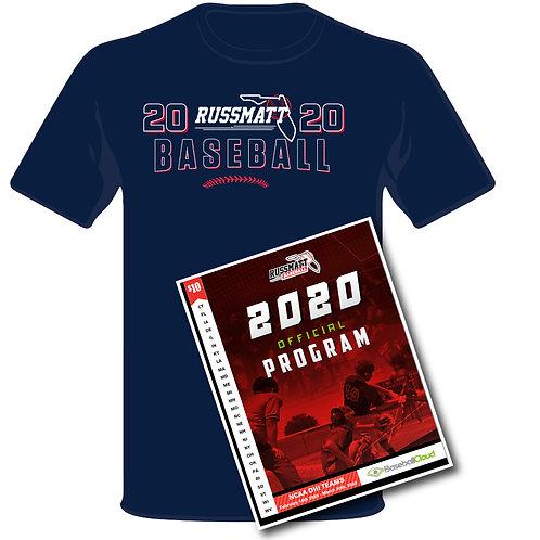 Event Shirt and Program